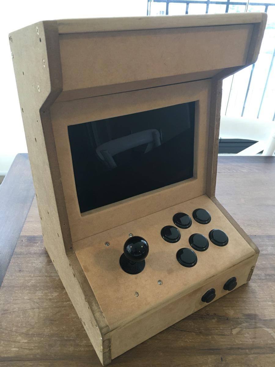 Arcade Retro c/ Raspberry Pi (Parte 1): Emuladores e Jogos (atualizado)
